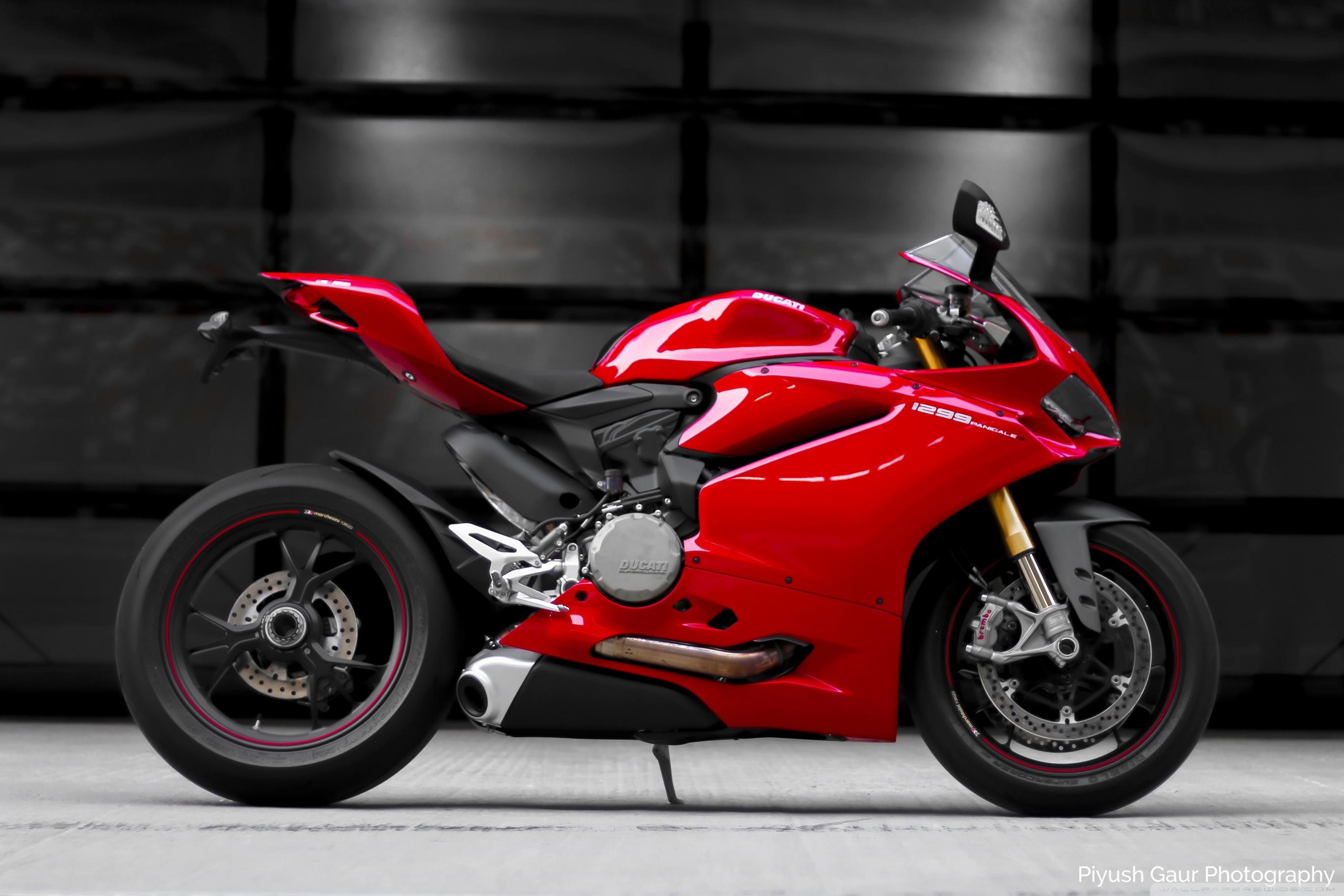 Ducati Panigale 1299S 4K HD Desktop Wallpaper for 4K Ultra HD 2736x1824