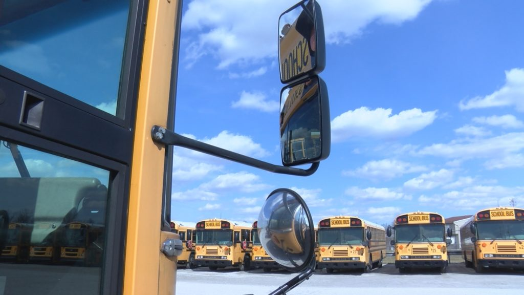 JUST DRIVE Parents and bus drivers pose questions on safety 1024x576
