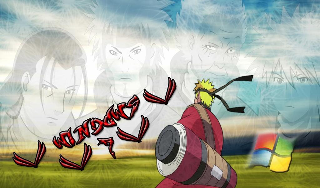 Download 510 Wallpaper Naruto Windows 7 Paling Keren