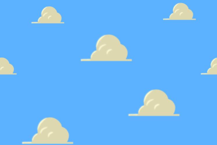 blue sky live wallpaper apk
