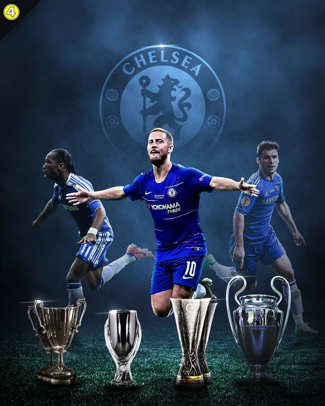 Pin on Chelsea 1080x1350