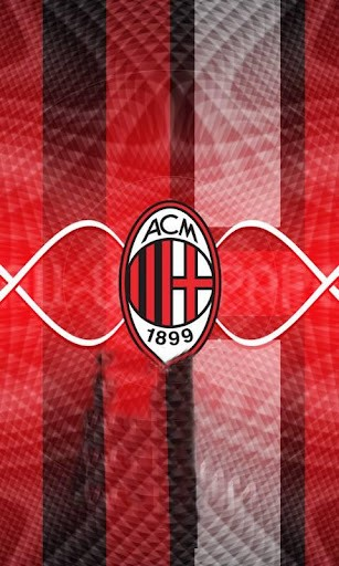 Ac Milan Live Wallpaper HD App for Android 307x512