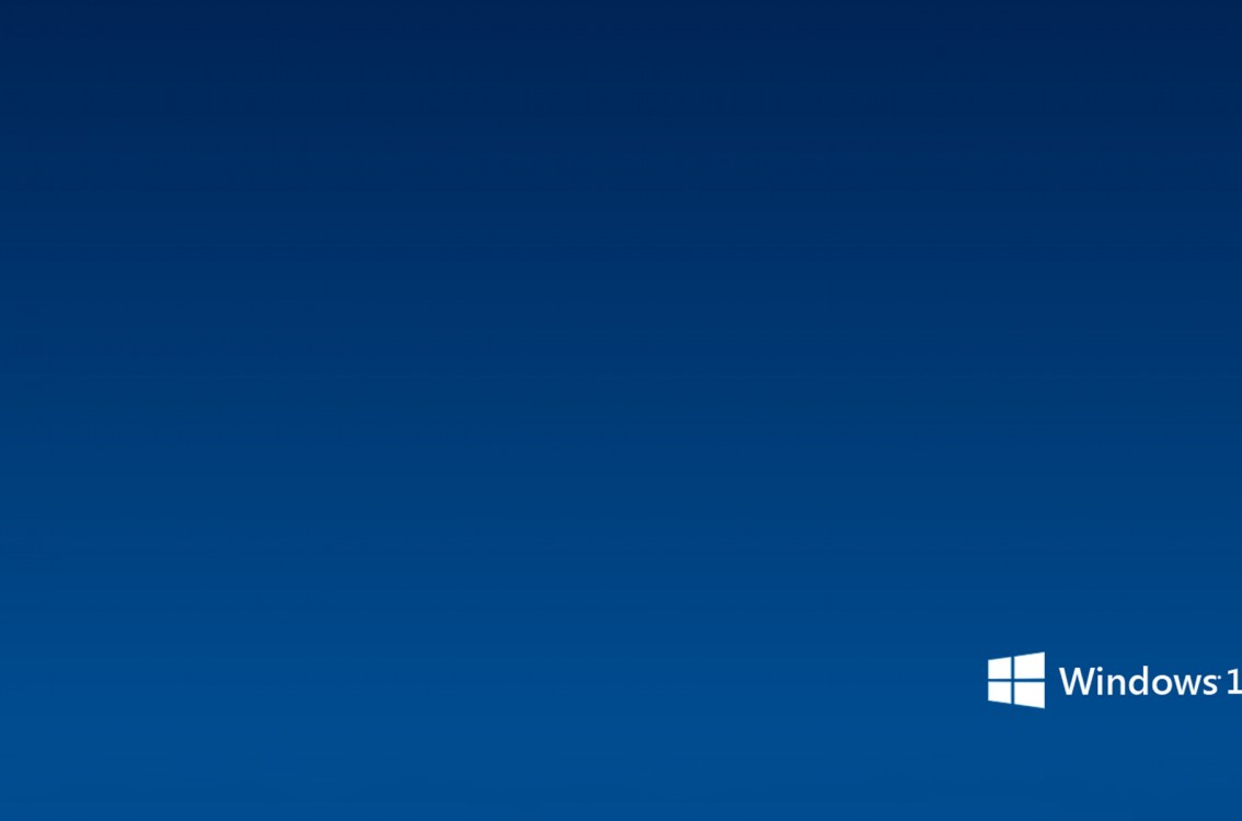 Simple Microsoft Windows 10 Wallpaper   Wallpapers 1134x750