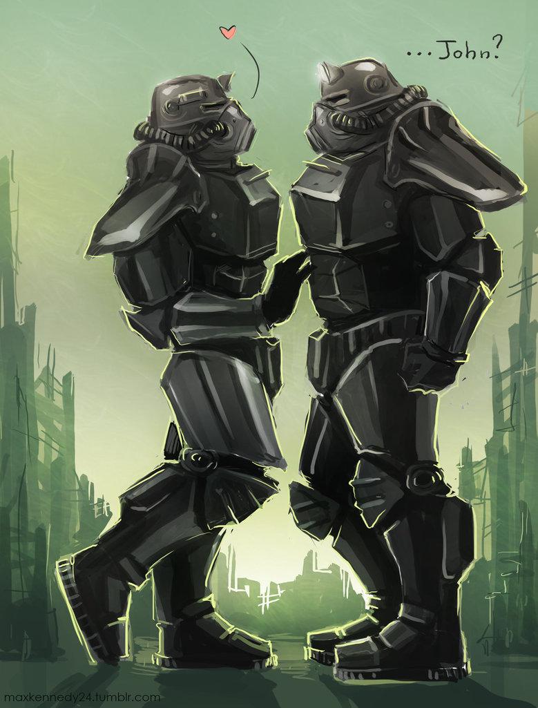 Fallout   Brotherhood of Steel by maXKennedy 779x1025