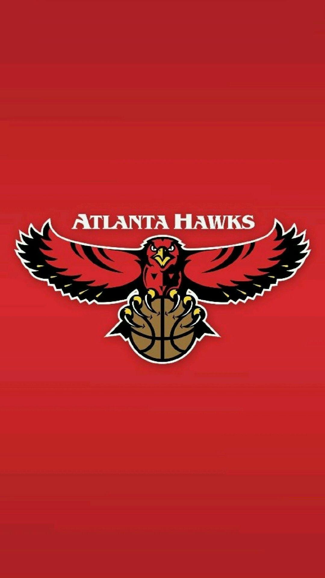 Atlanta Hawks iPhone 6s Plus Wallpaper   2020 NBA iPhone Wallpaper 1080x1920