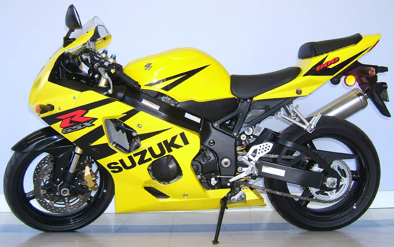 Suzuki Motorcycle Yellow Paint Code
