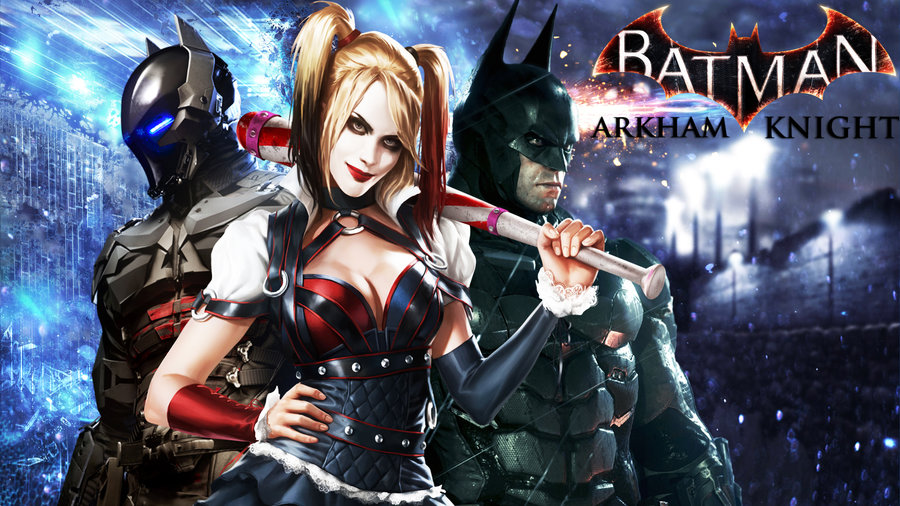 Batman Arkham Knight Wallpaper by RajivCR7 on DeviantArt