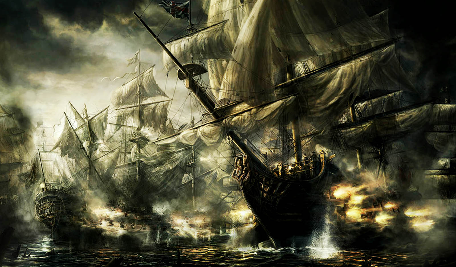 Pirate Ships Awesome HD Wallpapers Download Wallpapers in HD for 1600x938