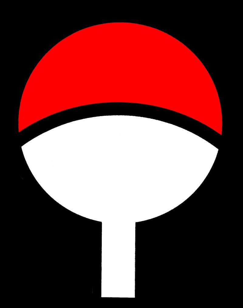 Random Uchiha Crest by p3TriFi3d 800x1016