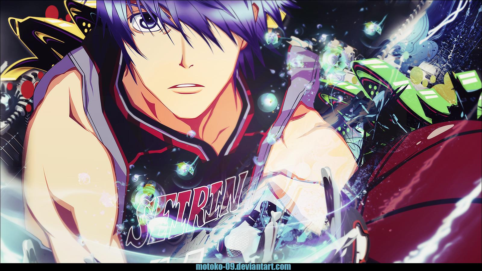 Kurokos Basketball Wallpaper 13   1600 X 900 stmednet 1600x900