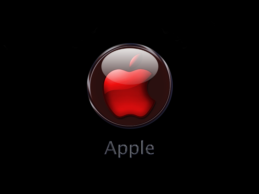 Apple Logo Wallpapers 1024x768