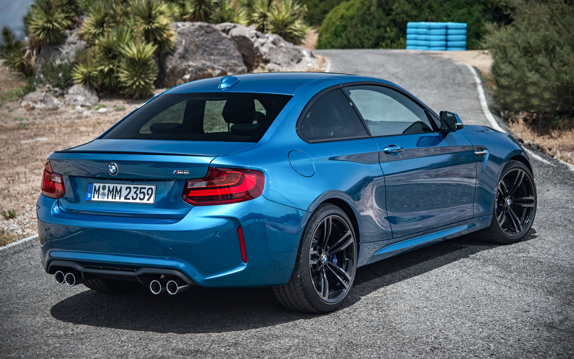 BMW M2 Coupe 2015 Wallpapers and HD Images 1920x1200