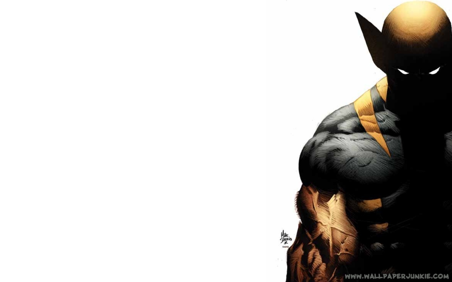 X Men images wolverine HD wallpaper and background photos 1440x900