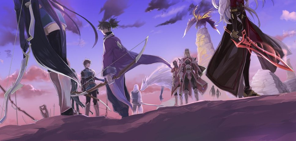Tales of Vesperia wallpaper 968x463