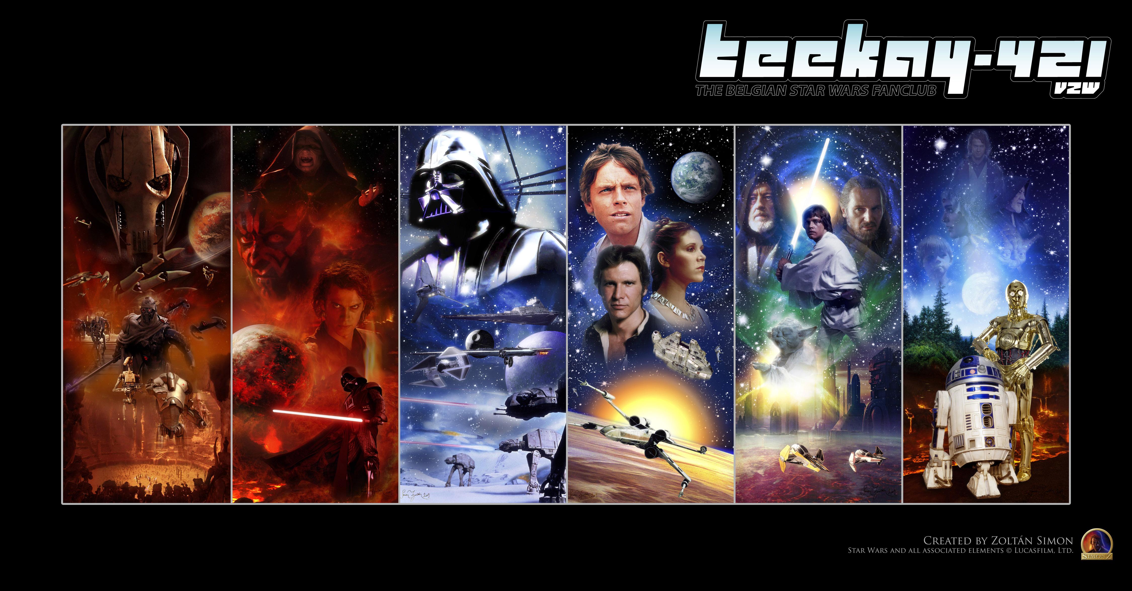 50 Star Wars Poster Wallpaper On Wallpapersafari