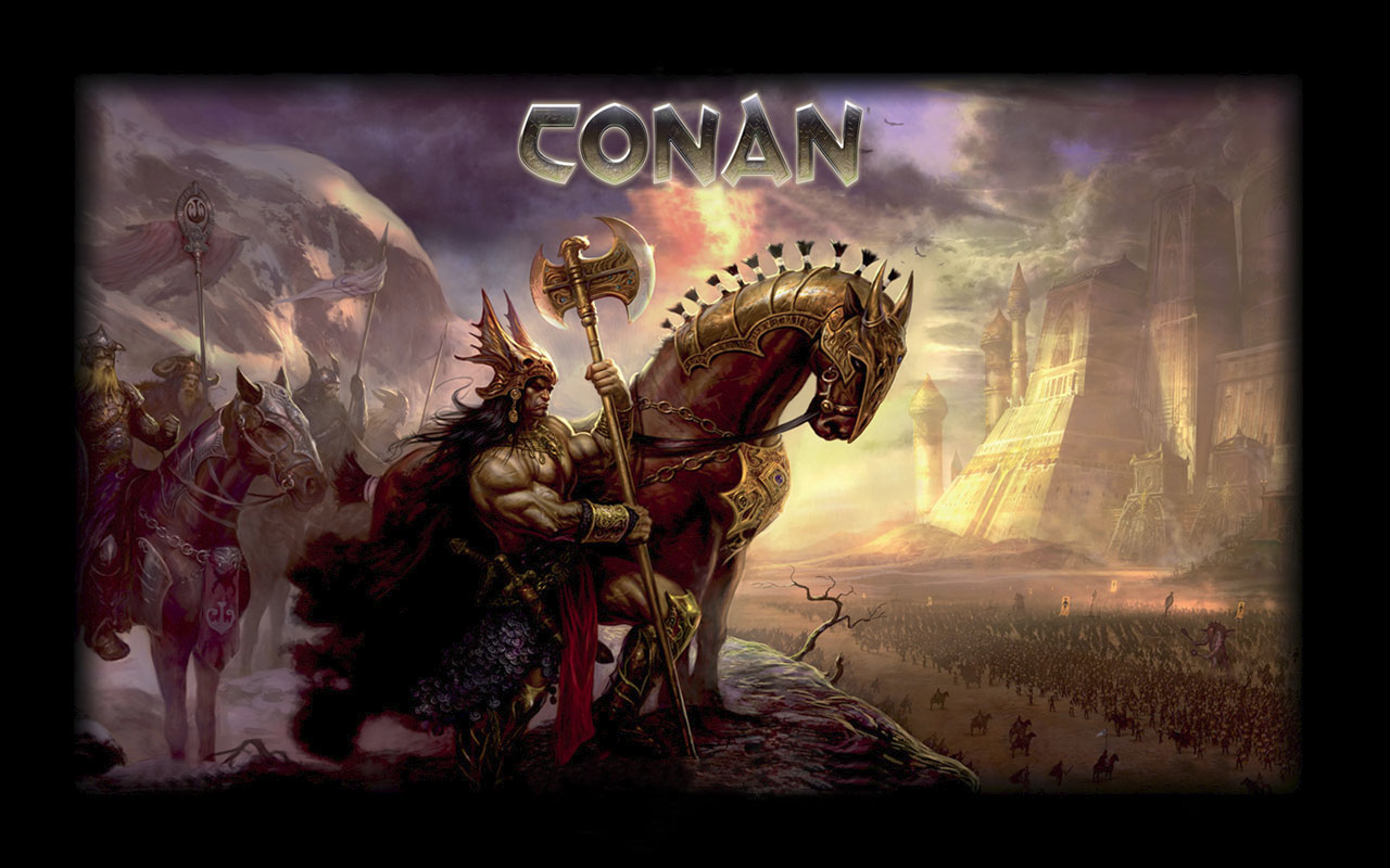 Age Of Conan Computer Wallpapers Desktop Backgrounds 1280x800 ID 1280x800
