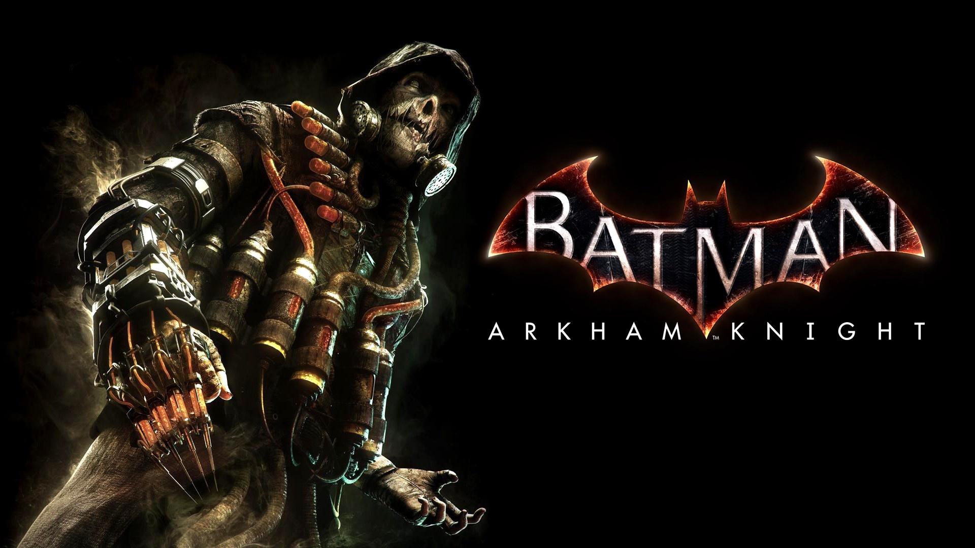 Batman Arkham Knight Scarecrow Wallpapers   1920x1080   445020 1920x1080