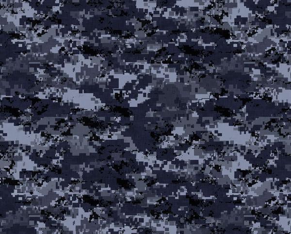 Digital Navy Camo by Camo DecalGirl 600x482