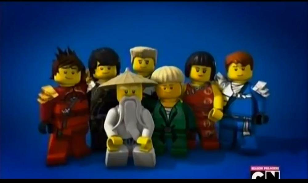 Lego ninjago wallpaper wallpapersafari - Ninjago saison 2 ...