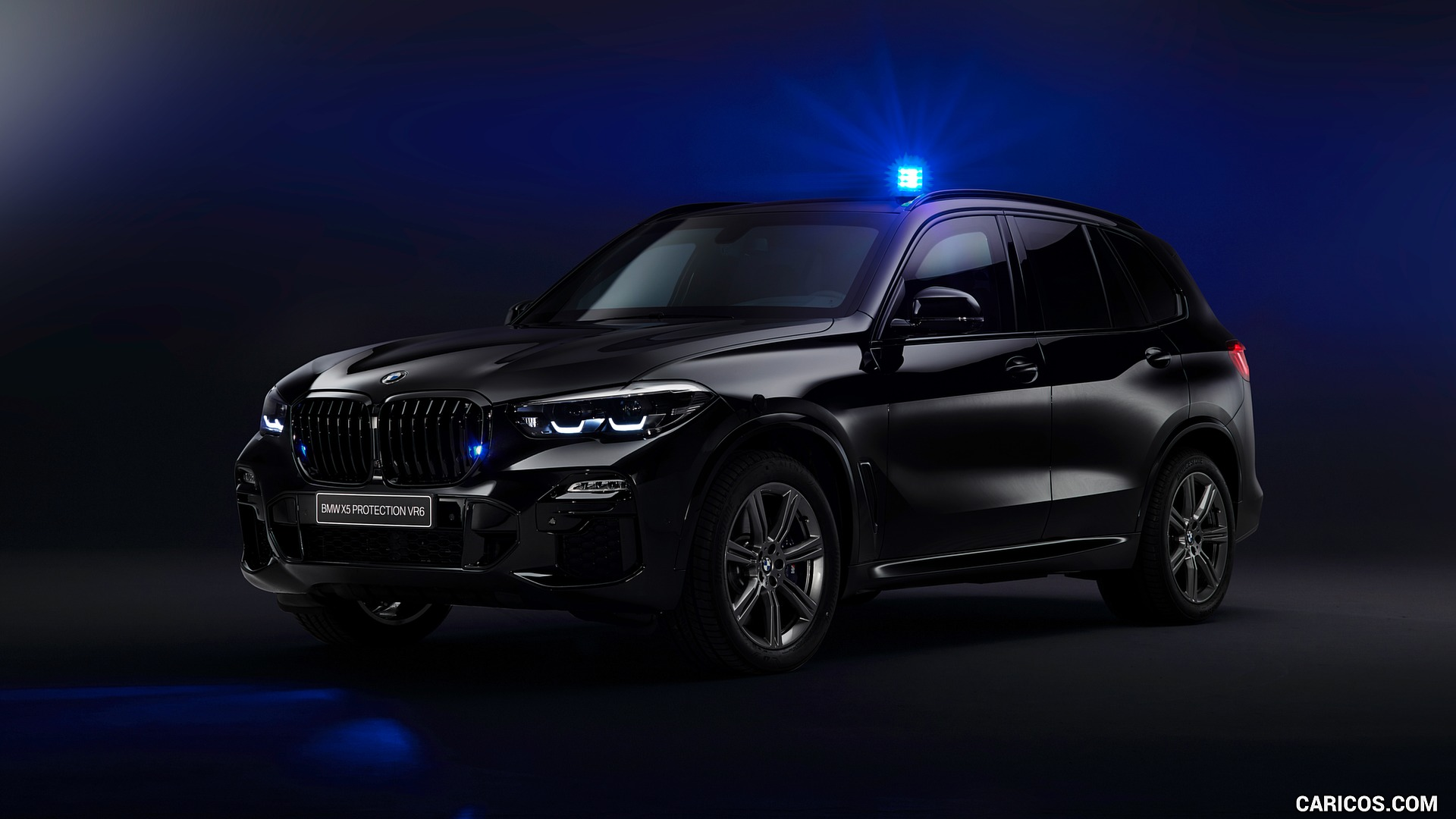 2020 BMW X5 Protection VR6 Armored Vehicle   Front Three Quarter 1920x1080