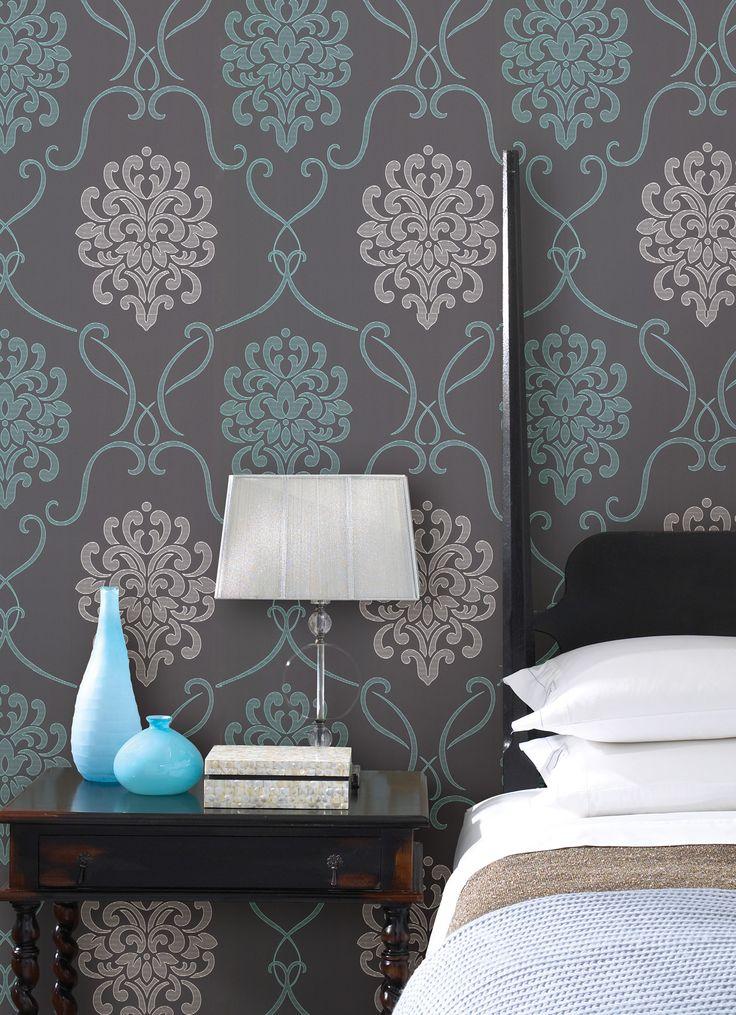Features Wallpapers Bedrooms Bedrooms Features Wall Ideas Bedrooms 736x1015