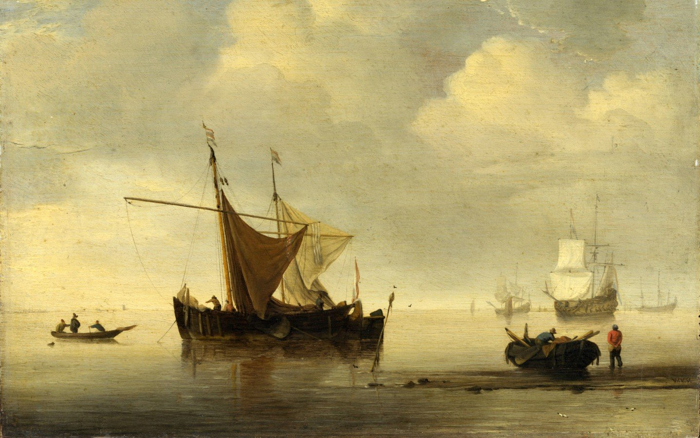 Famous Paintings Episode Widescreen 5 Wallpapers   Art Wallpapers 1440x900