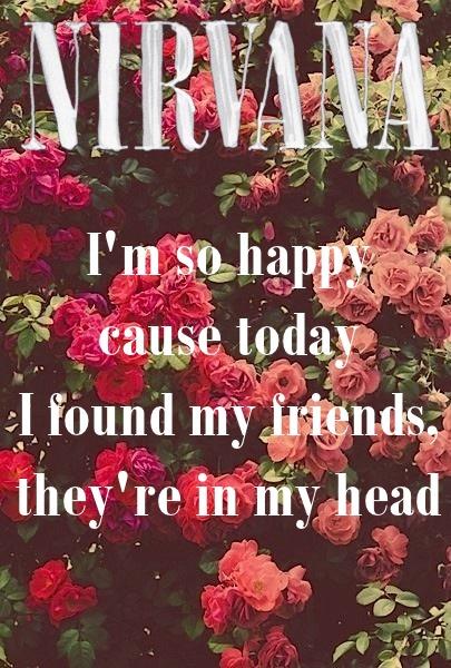 Nirvana Wallpaper Tumblr Wallpapersafari