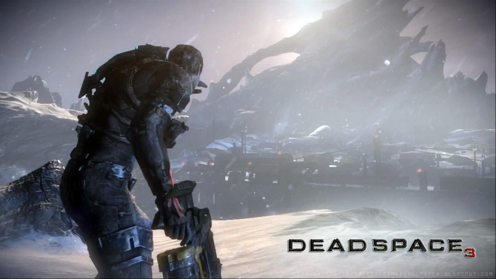 Dead Space 3 Desktop Wallpapers 2 - Cool Games Wallpaper