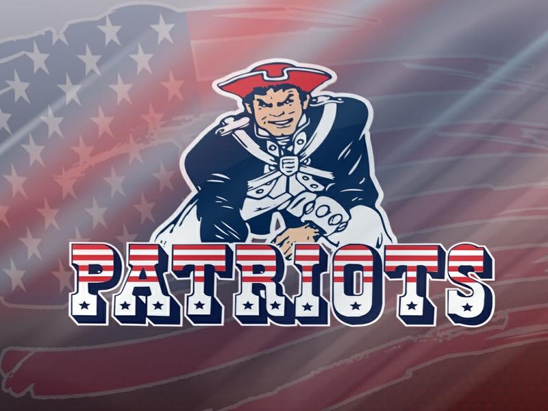 New England Patriots 3D Wallpaper