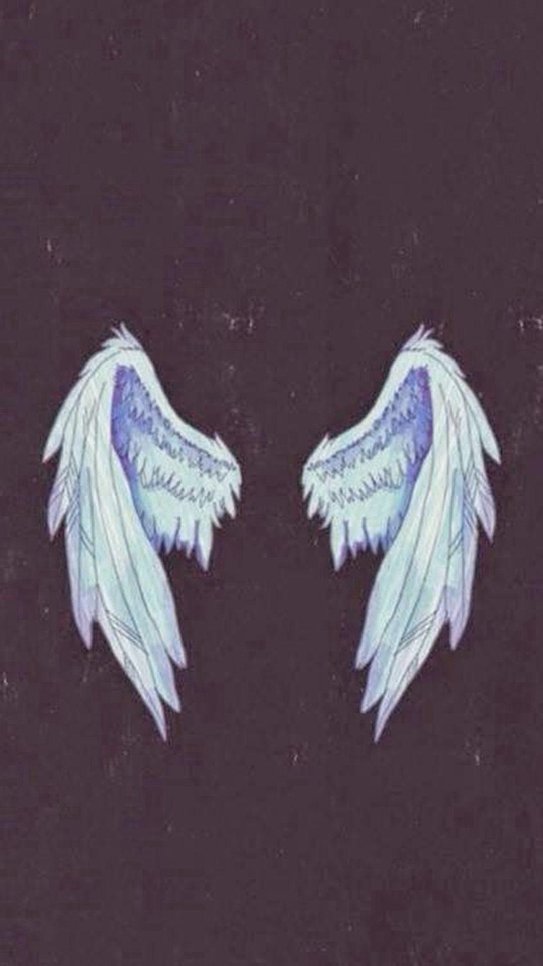 67 Angel Wings Wallpapers on WallpaperPlay 1080x1920