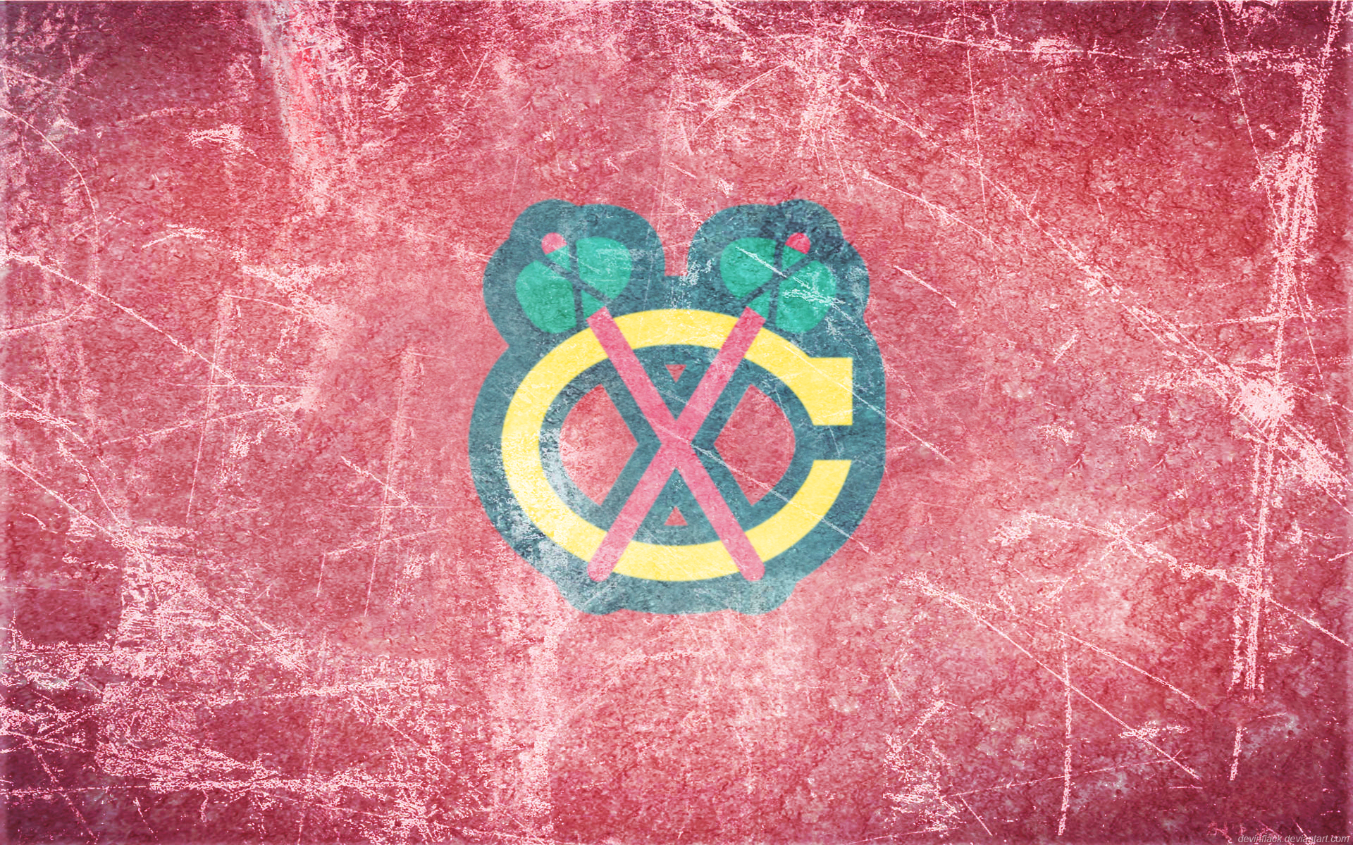 Blackhawks Ice Wallpaper by DevinFlack 1920 x 1200 1920x1200