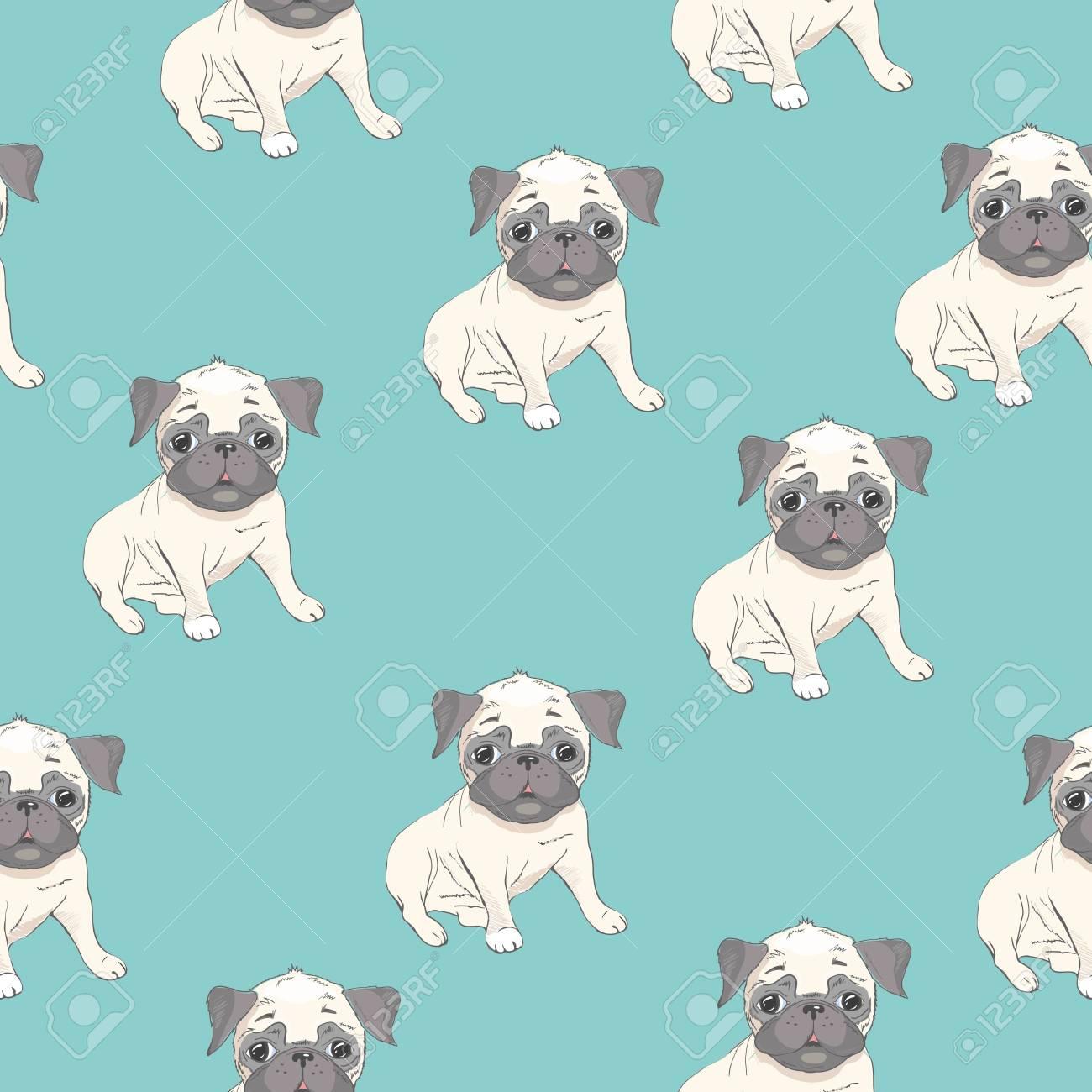 11 Cartoon Puppy Wallpapers On Wallpapersafari
