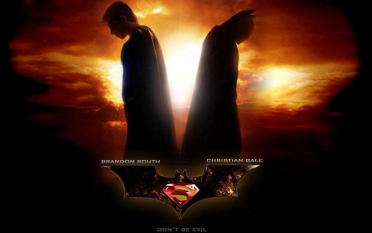 superman batman movie wallpaper 1280x800