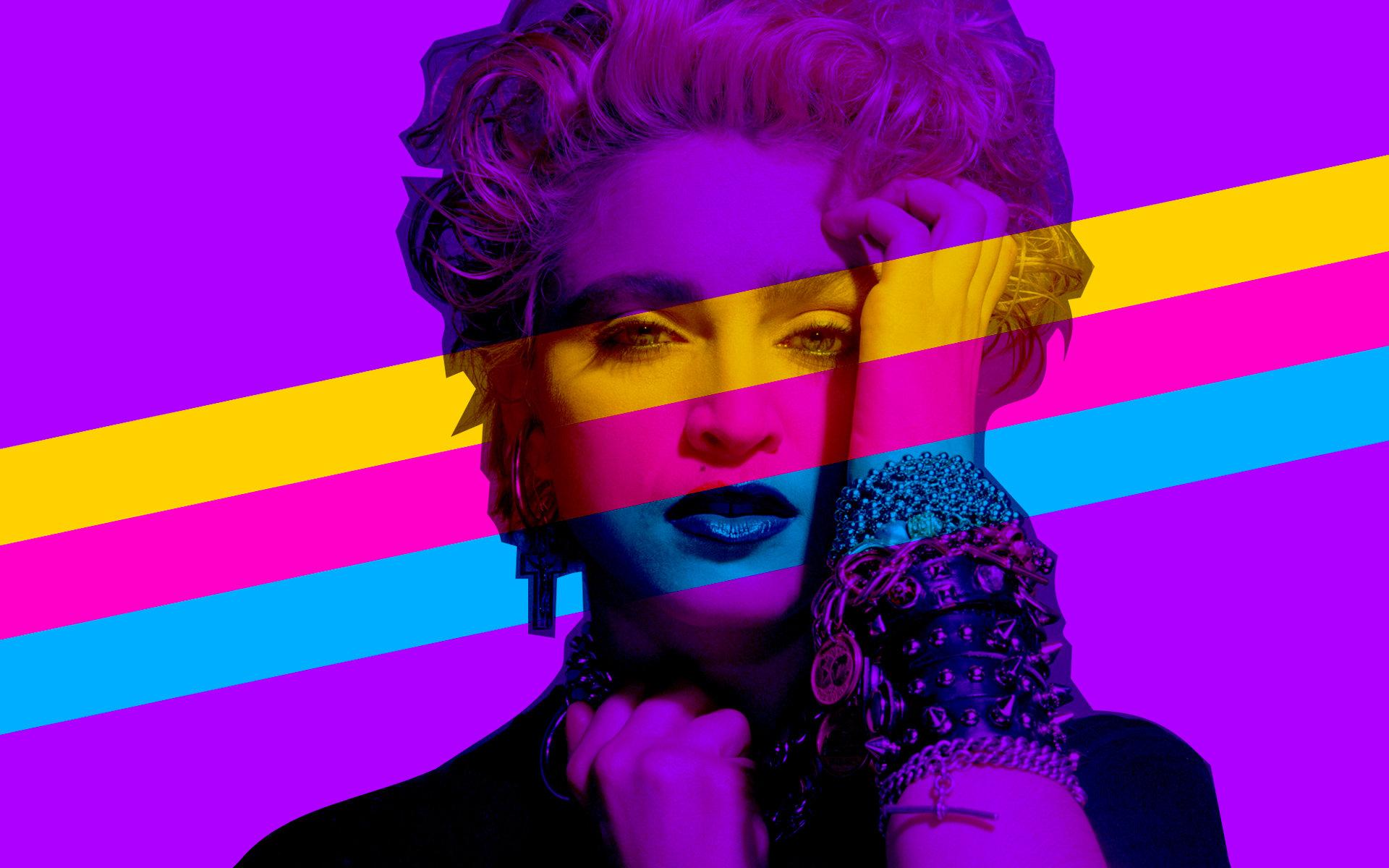 Color 80s by koukla666 1920x1200