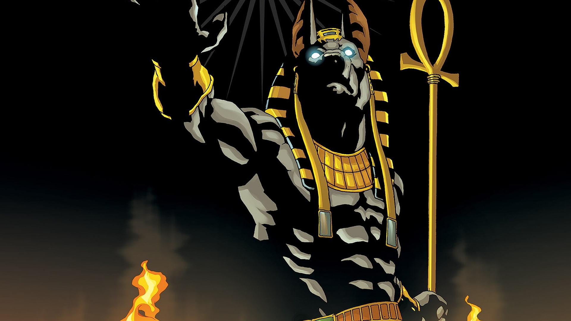 anubis wallpaper for pc - photo #7
