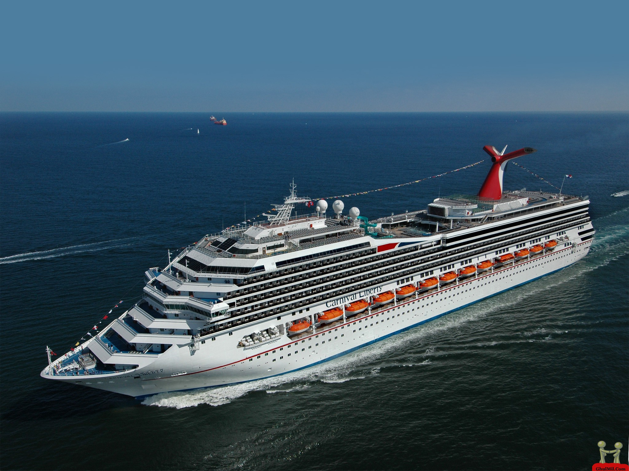 carnival liberty cruise ship beautiful hd wallpapers 2048x1536