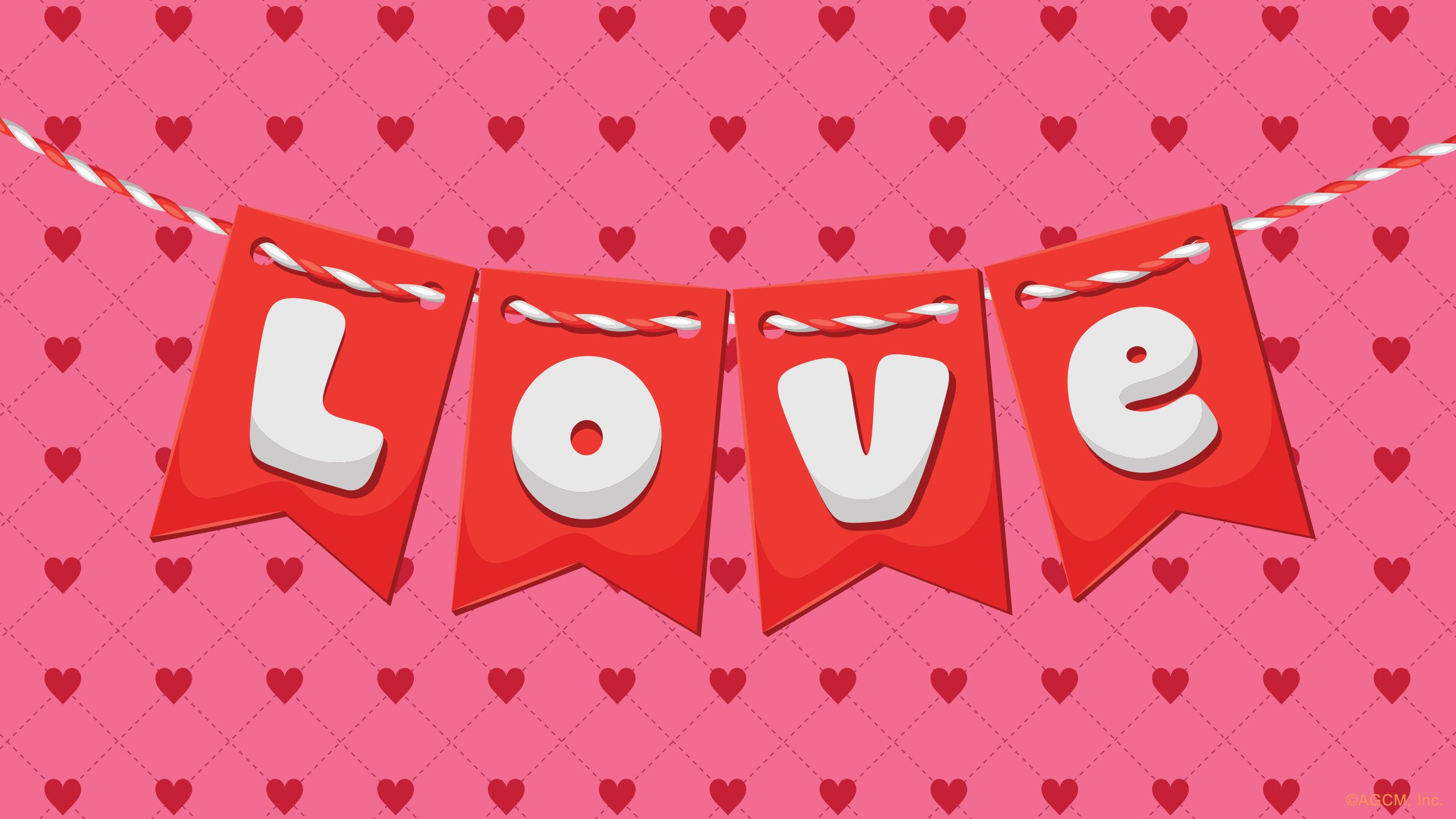 Valentines Day Desktop Wallpaper 2560x1440
