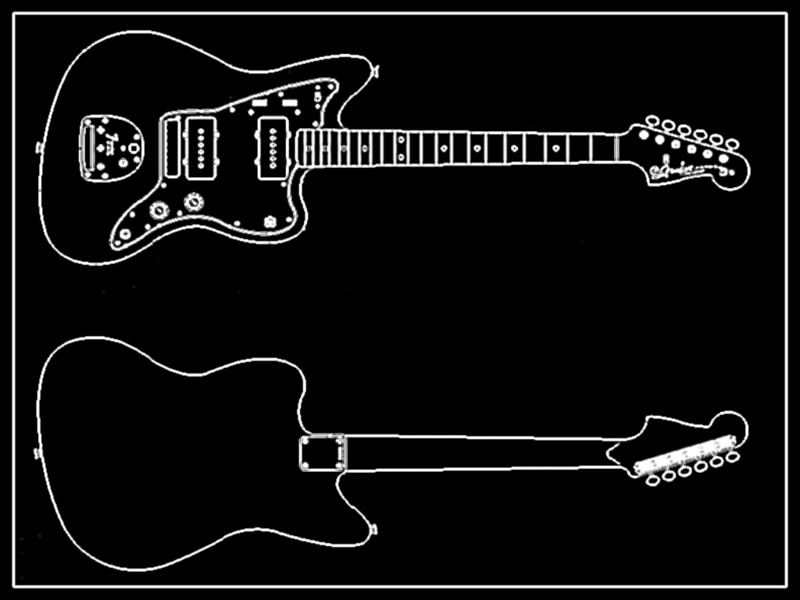 fender jaguar wallpaper - photo #29