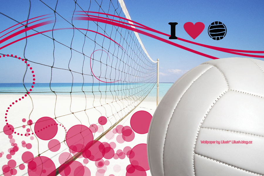 Volleyball Wallpaper Volleyball wallpaper by 900x600