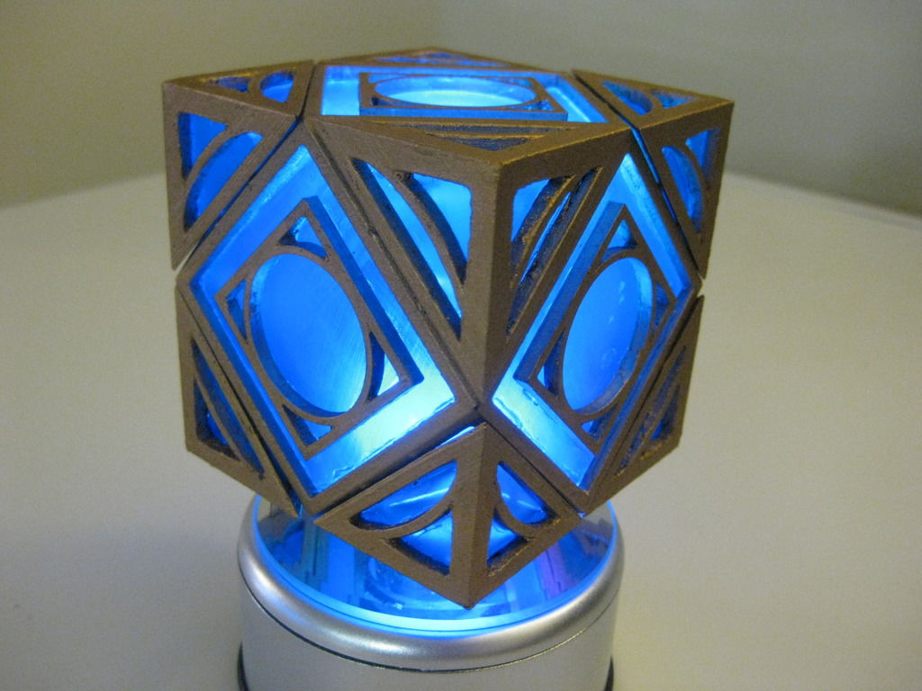 Unlocking Jedi Holocron Replica From Star Wars the Clone Wars 1024x768