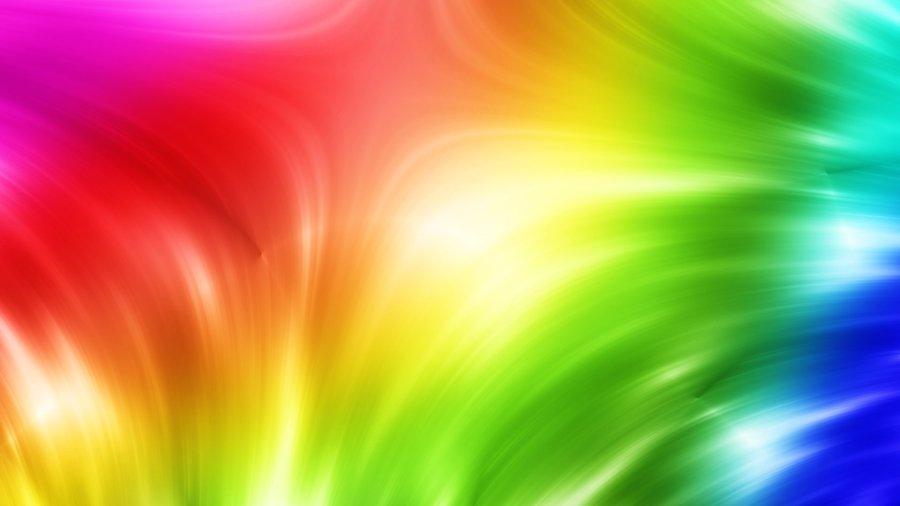 Rainbow Background Wallpapersafari