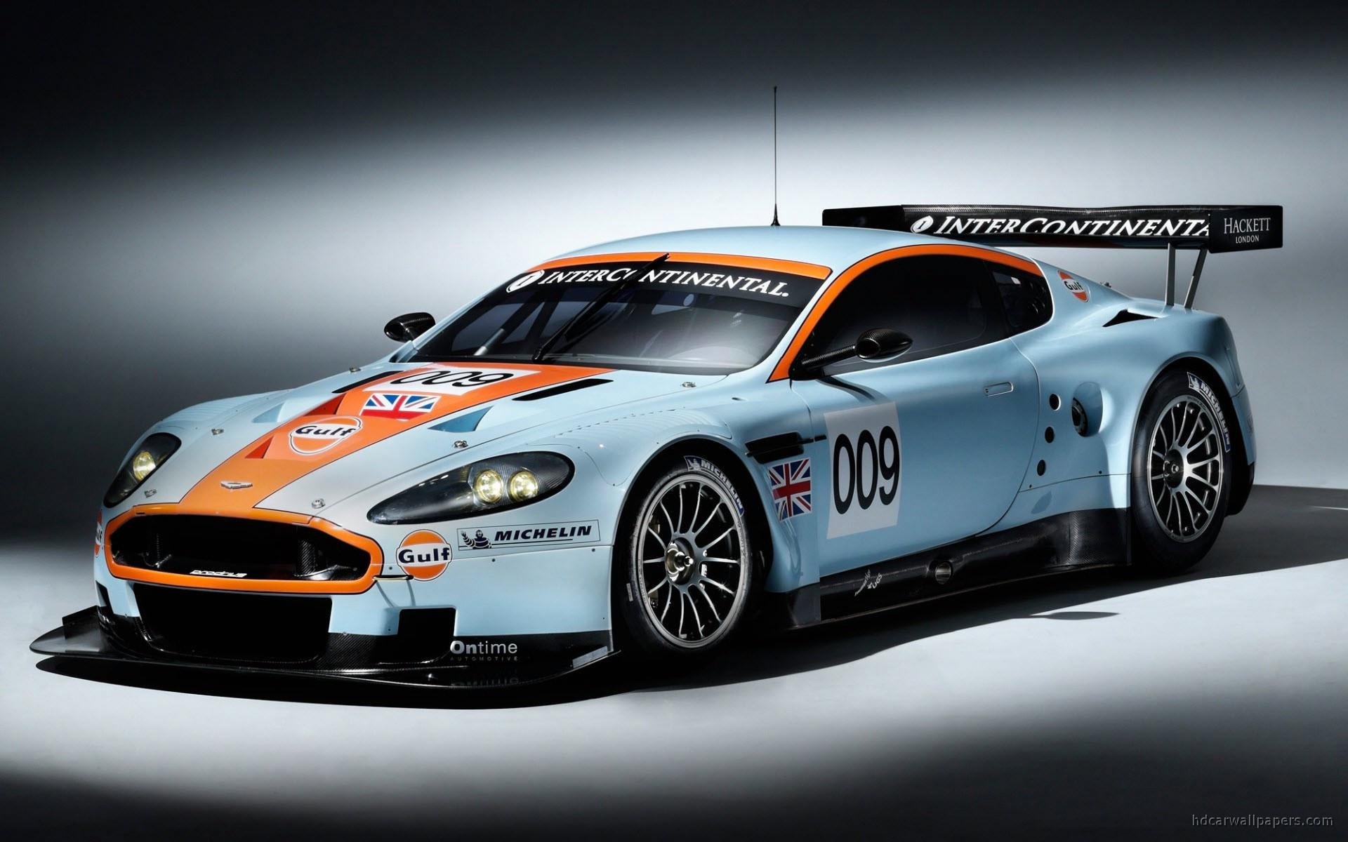 2008 Gulf Aston Martin Wallpaper HD Car Wallpapers 1920x1200