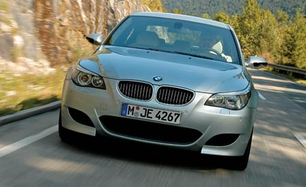 2006 BMW M5 photo 1280x782