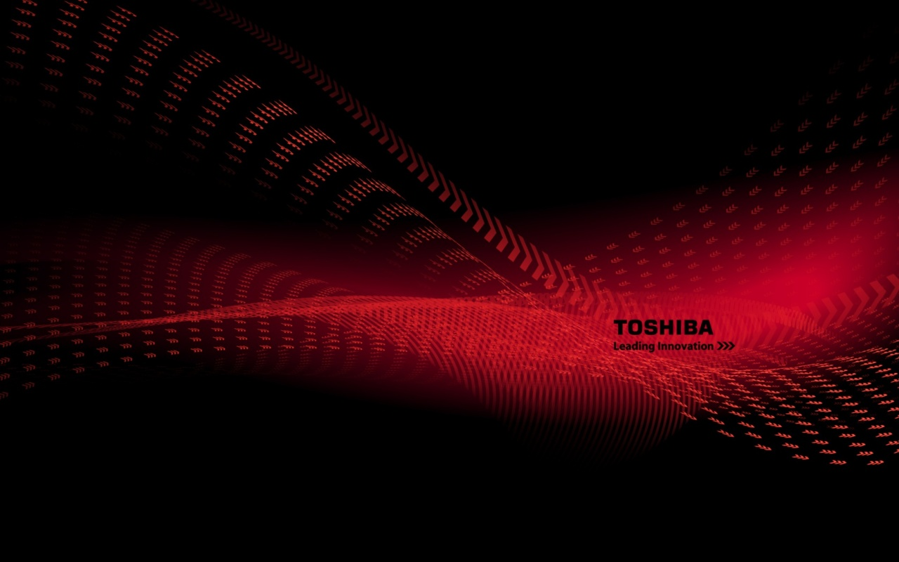 WallpapersKu Toshiba Wallpapers 1280x800