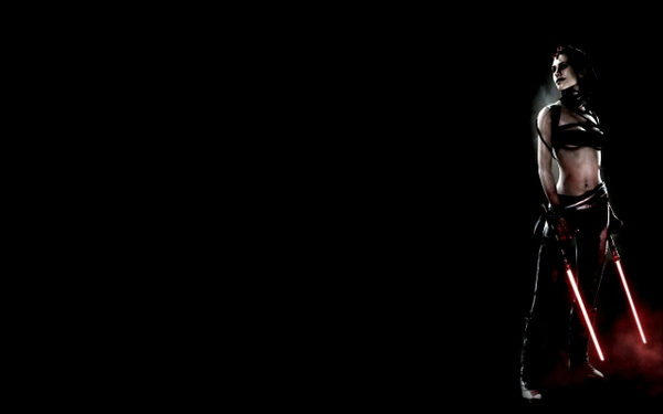 sith maris brood star wars the force unleashed Stars Wallpapers 600x375