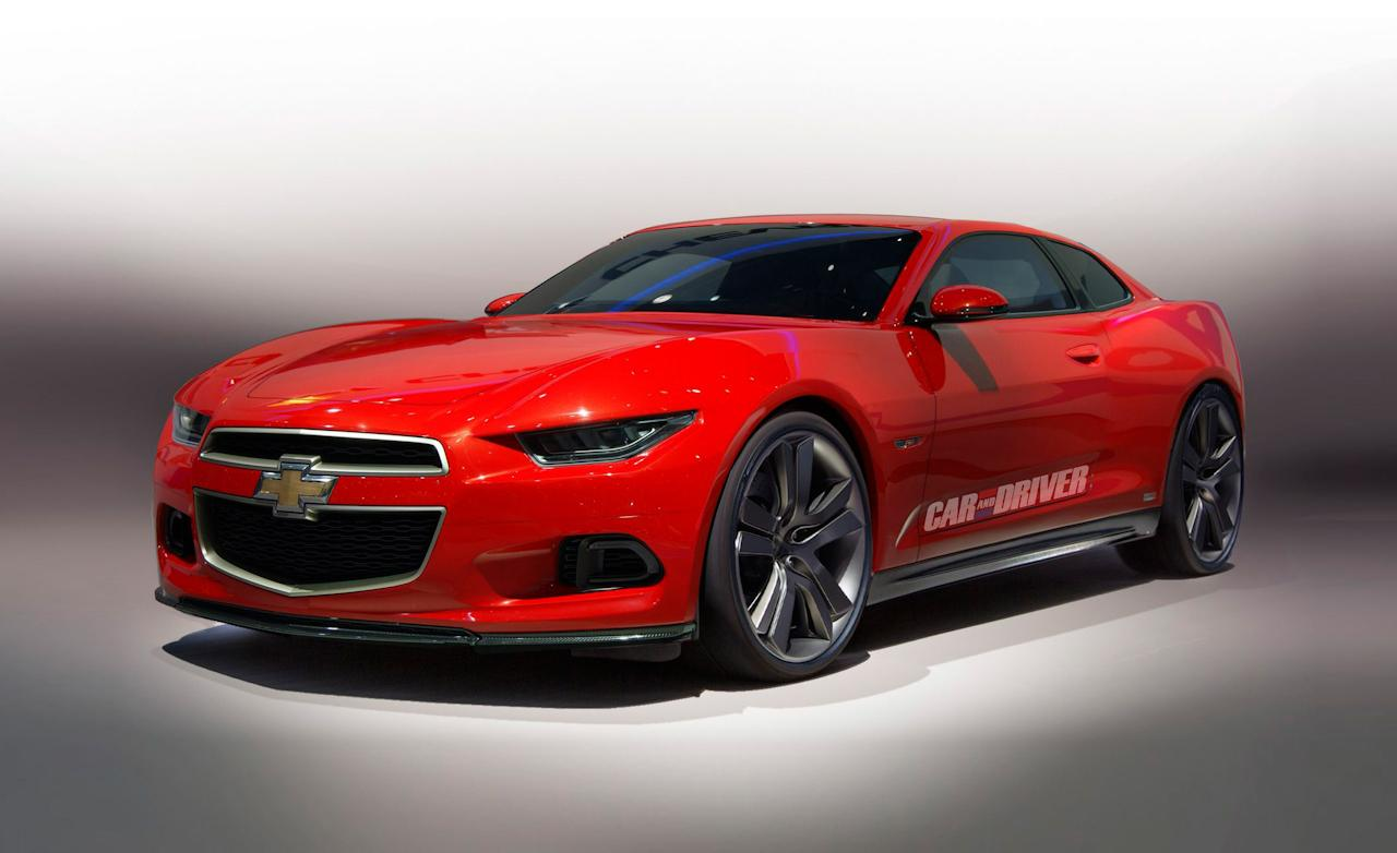 2016 Chevy Camaro Wallpaper HD Desktop 22097 Wallpaper 1280x782