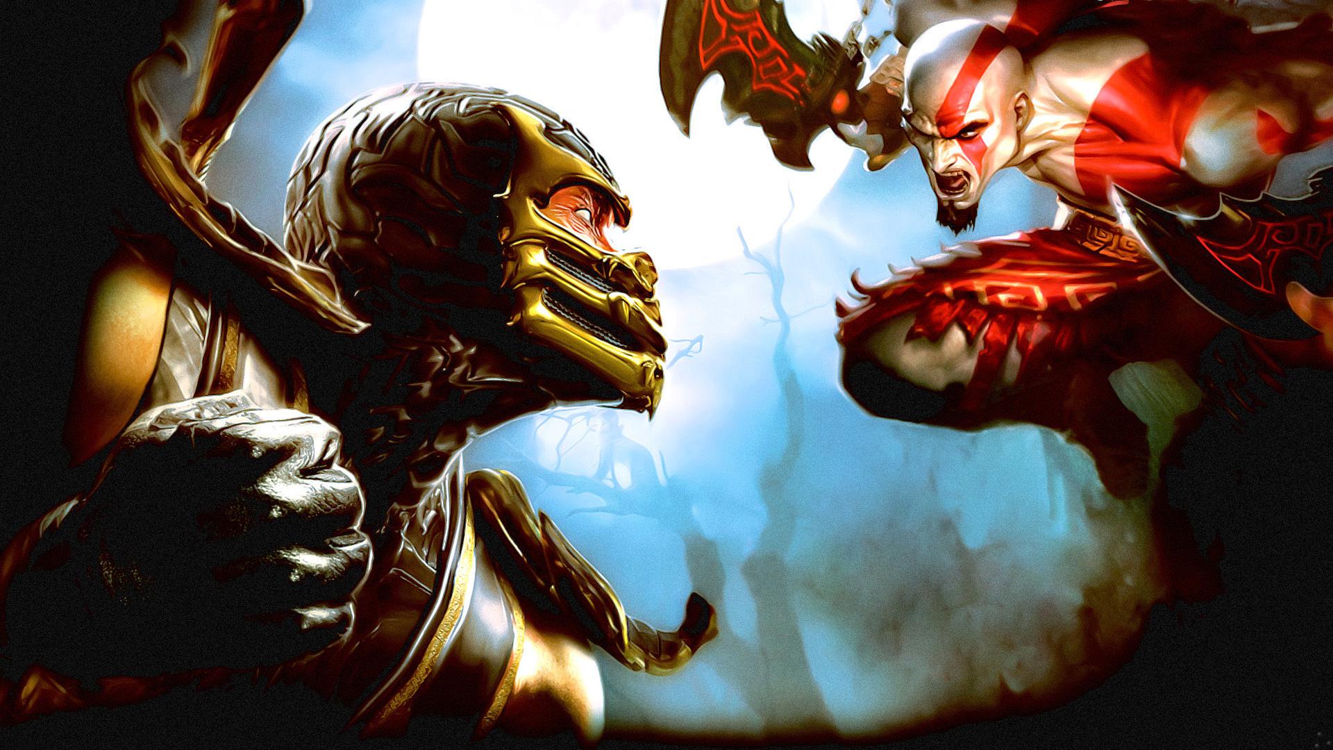 Scorpion Mortal Combat Wallpaper 557 Wallpaper WallpaperLepi 1920x1080