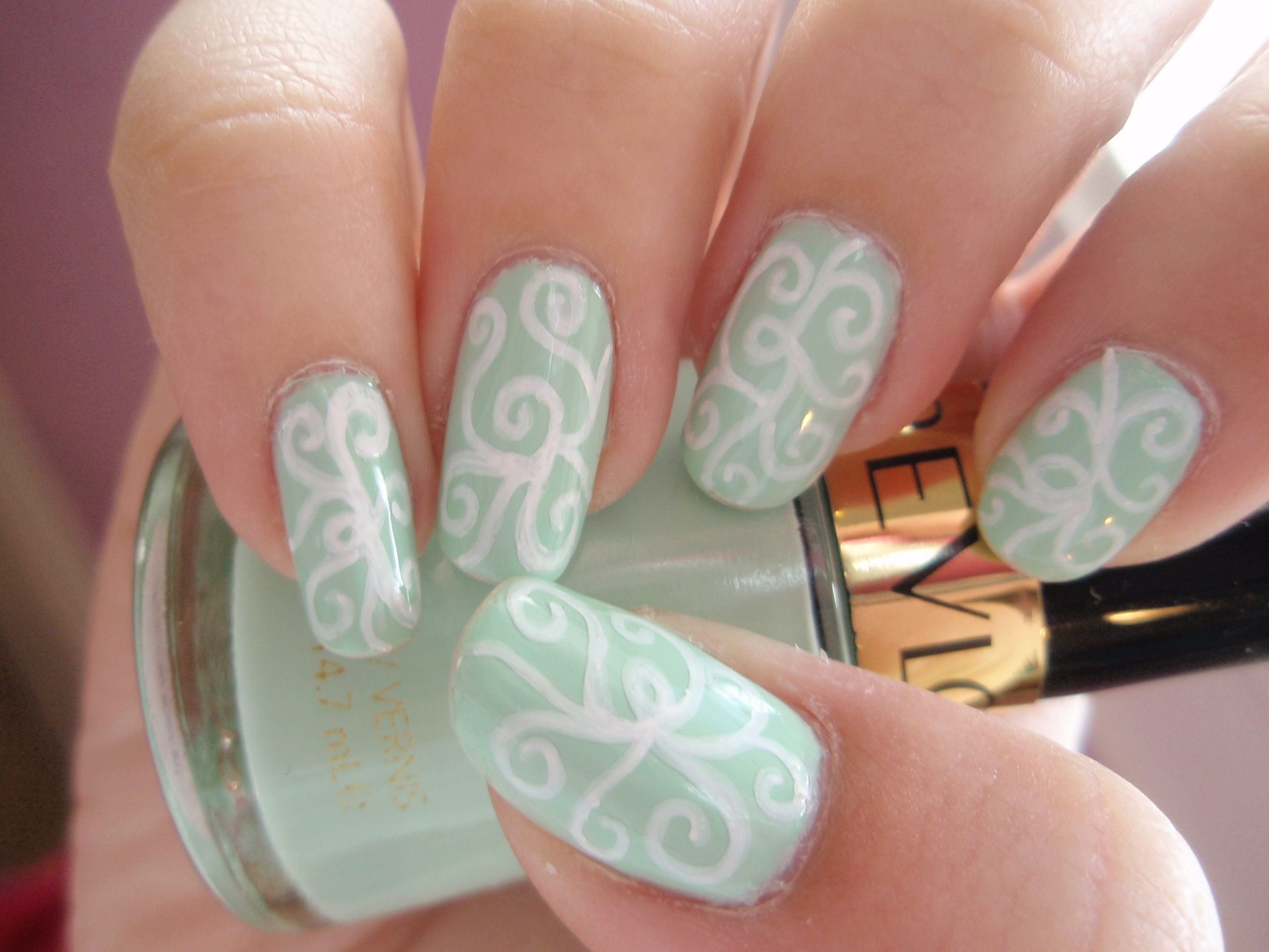 awesome nail art   Nails Nail Art Wallpaper 23708323 2560x1920