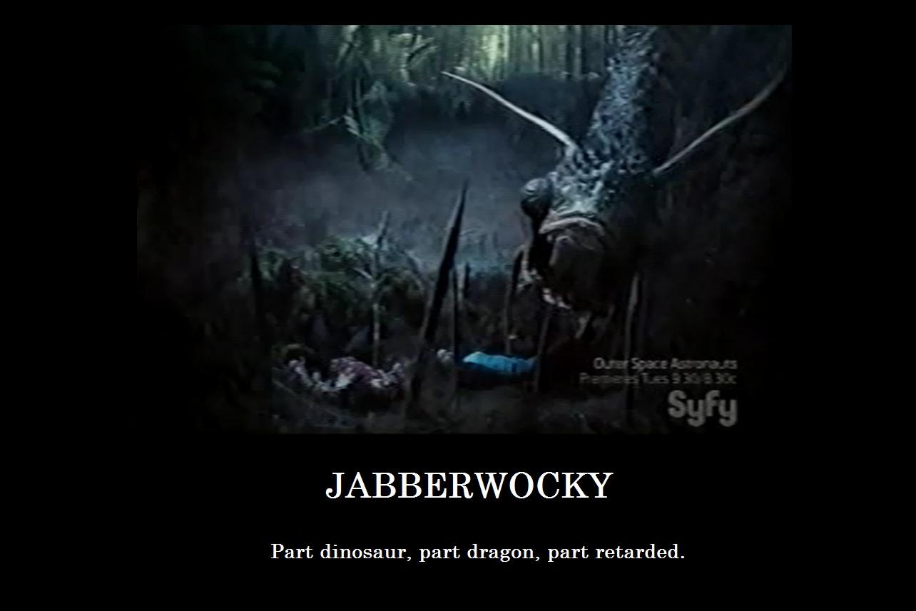 Jabberwocky by Ange de Morte 1284x857