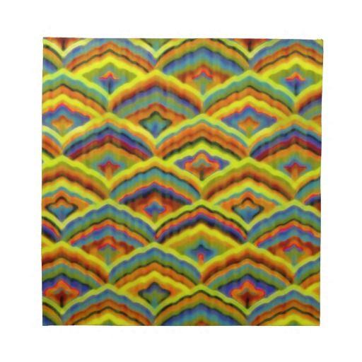 Colorful Art Deco Vintage Wallpaper 512x512
